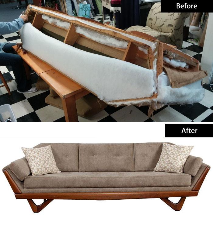 Furniture Restoration Photos