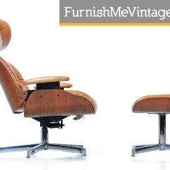 Selig Eames Chair Worlds Best Massage Mid Century Modern Style Recliner By
