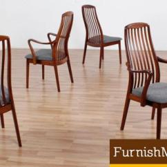 Danish Dining Chair Wobble Adhd Set Of 6 Skovby Rosewood Chairs