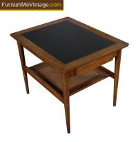 Mid century modern end table by American of Martinsville