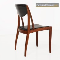 Drexel Parallel Dining Chairs Set of Six by Designer ...