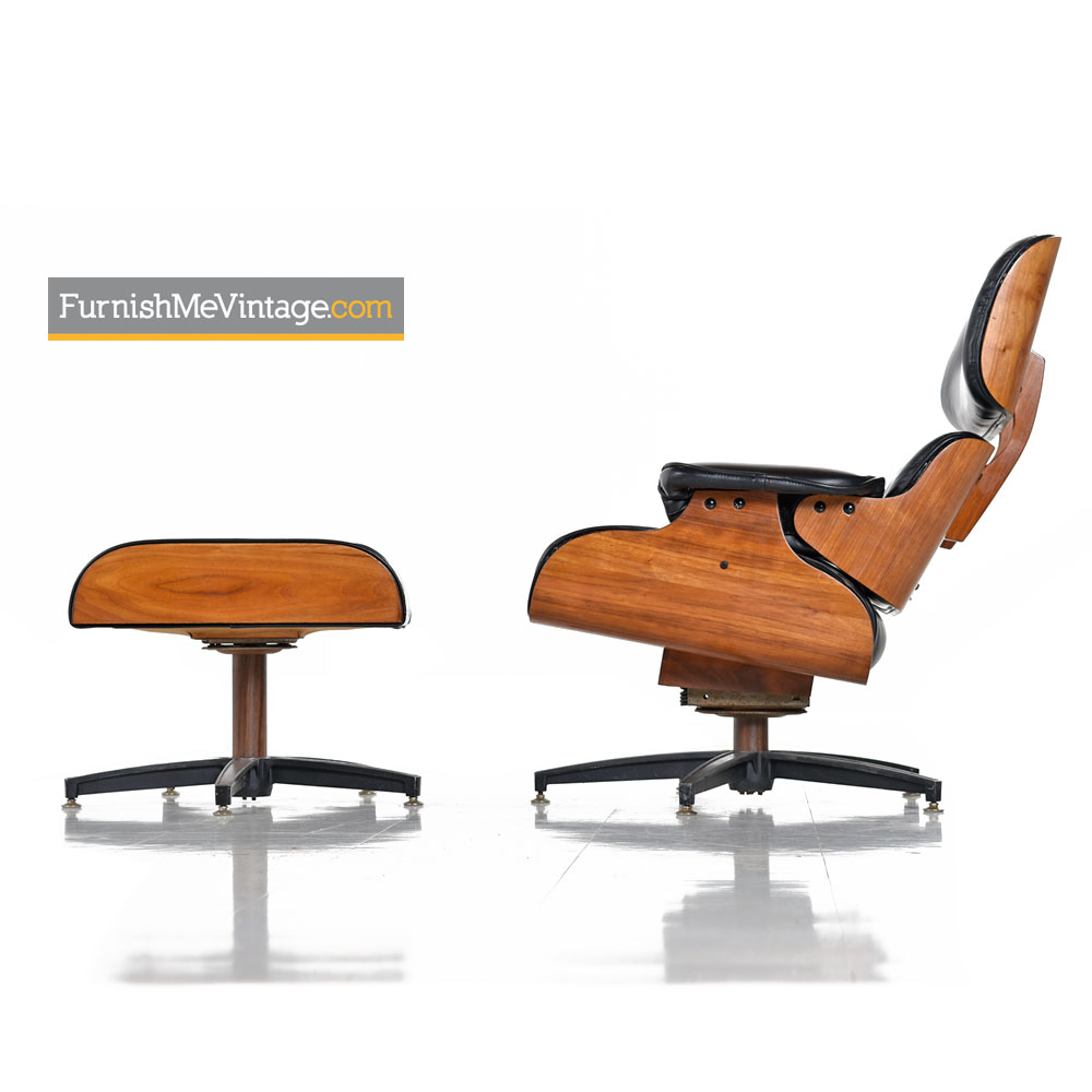 eames chair canada for office without wheels style lounge mid century modern made in