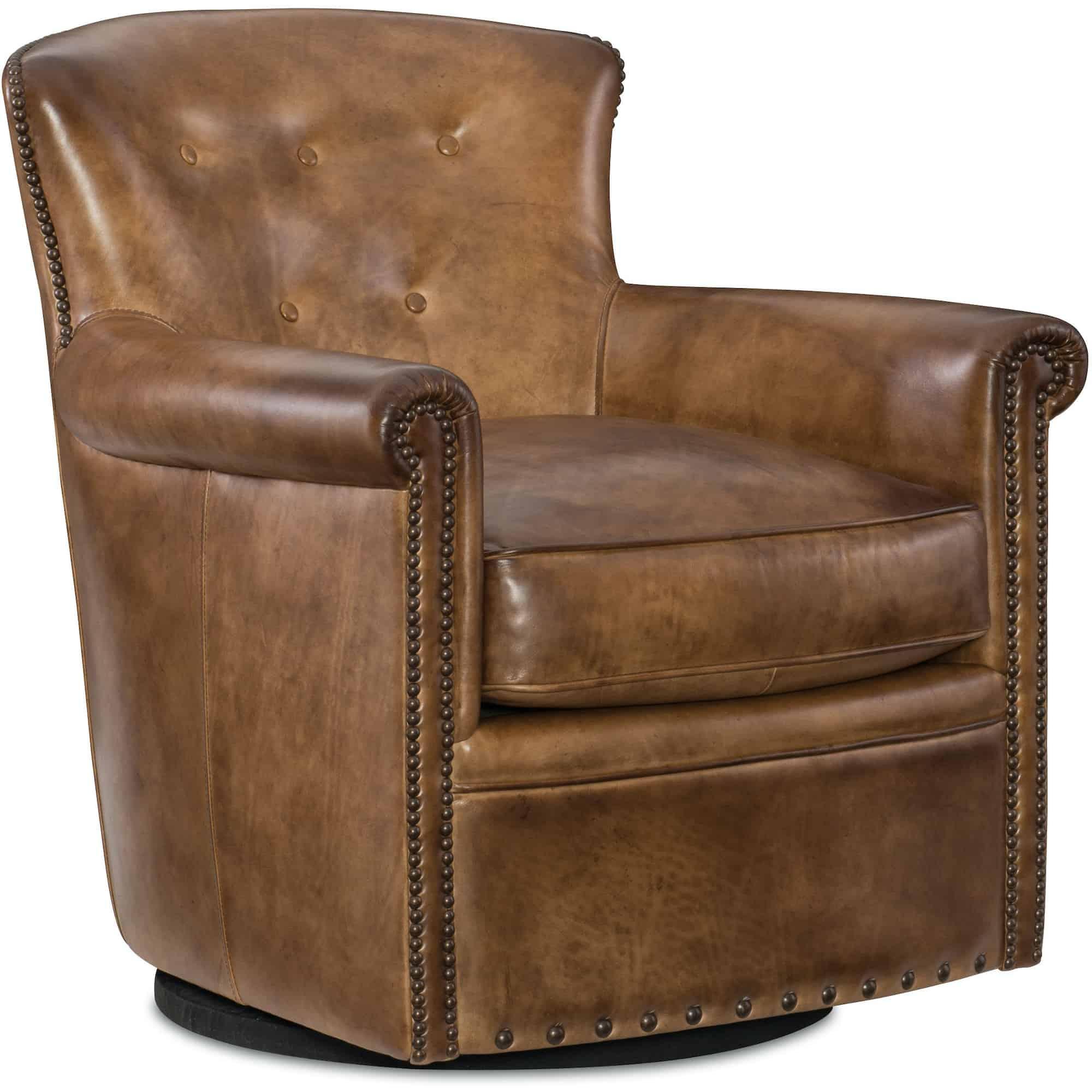 Jacob Swivel Club Chair CC510SW083  FurnishMyHomeca
