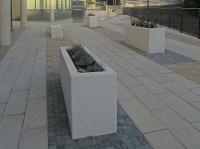 Blyth Robust Large Outdoor Concrete Planters Range - UK