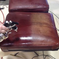 How To Restore A Leather Sofa Midnight Blue Restoration Furniture Pros