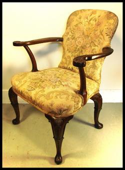 antique queen anne chair massage chairs com furniture refinishing guide