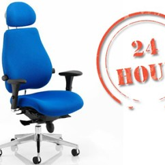 Office Chairs Uk Roller Walker Transport Chair Mesh Leather Furniture At Work 24 Hour