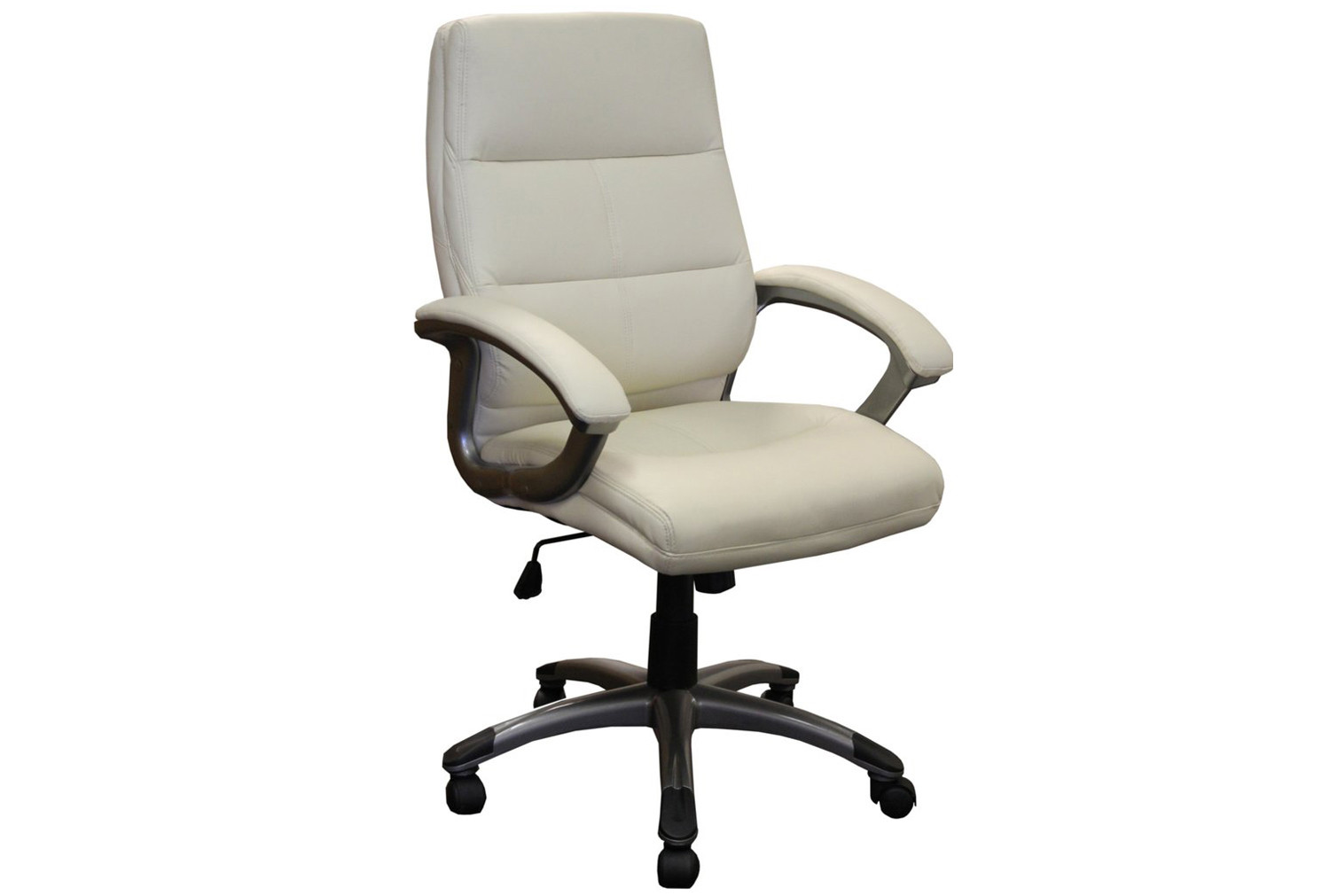 cream padded folding chairs chair cover hire blacktown telford executive furniture at work