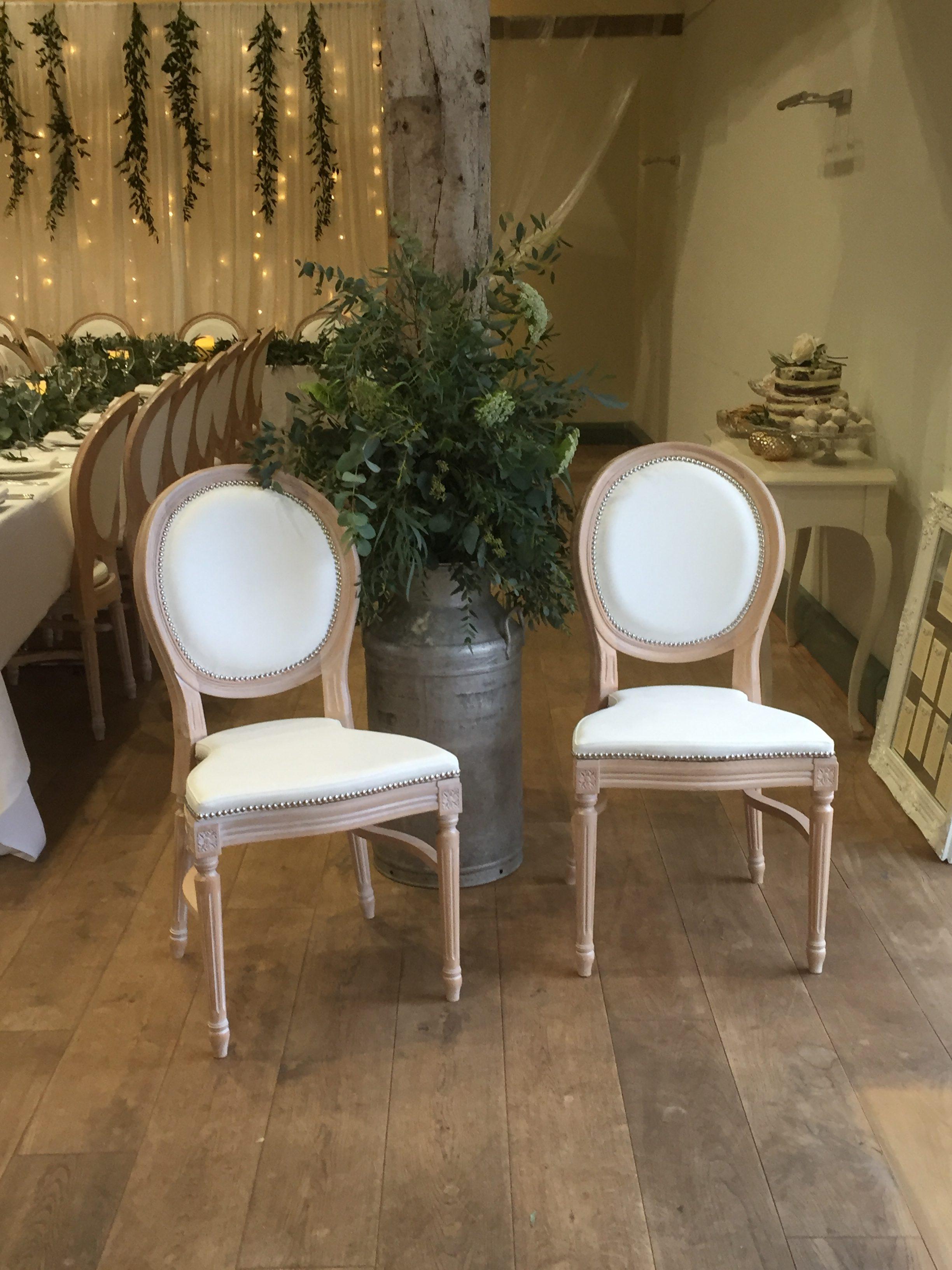 Limewash Isla Chair  Furniture4Events