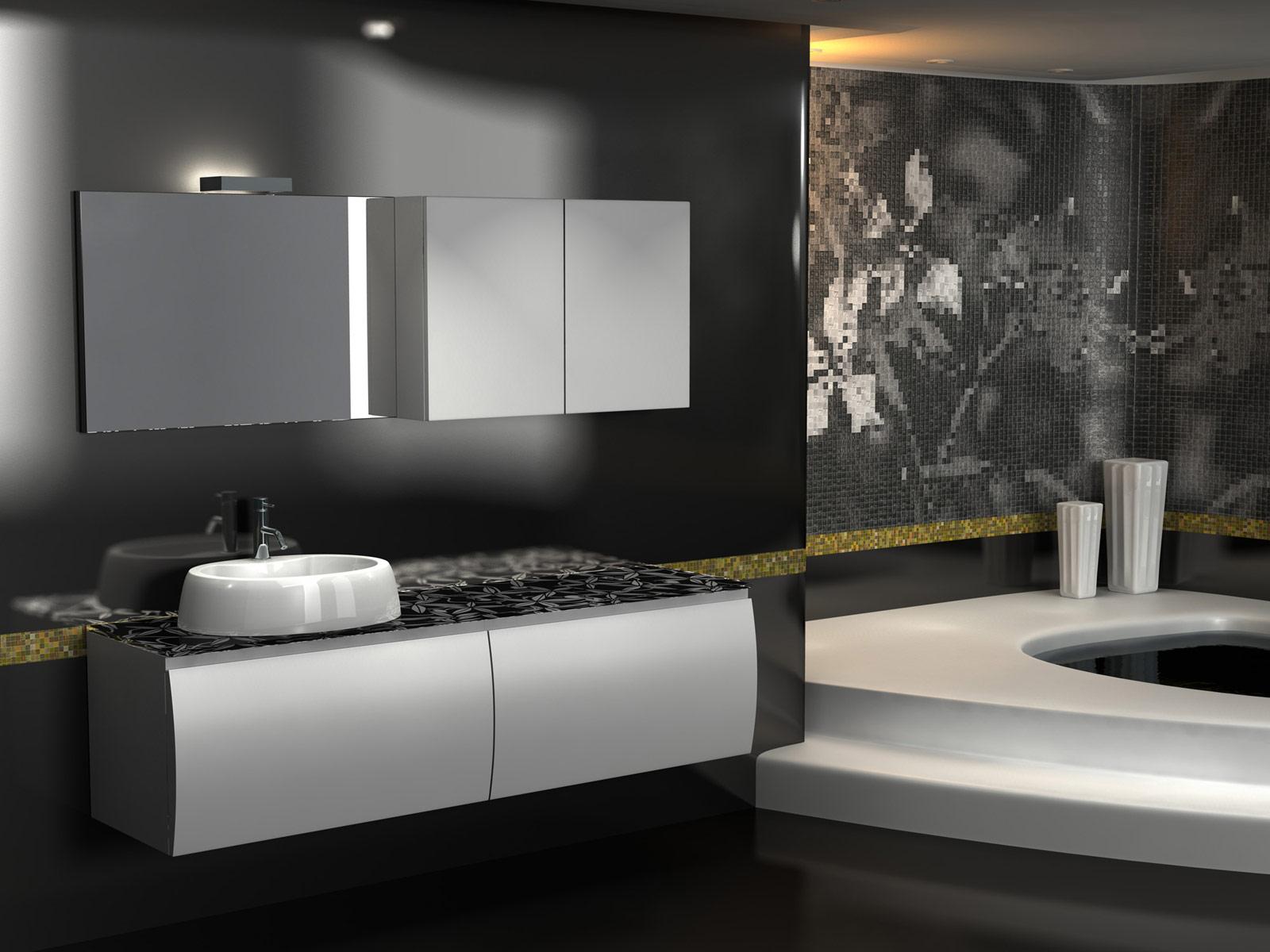 Modelli Bagno Moderno