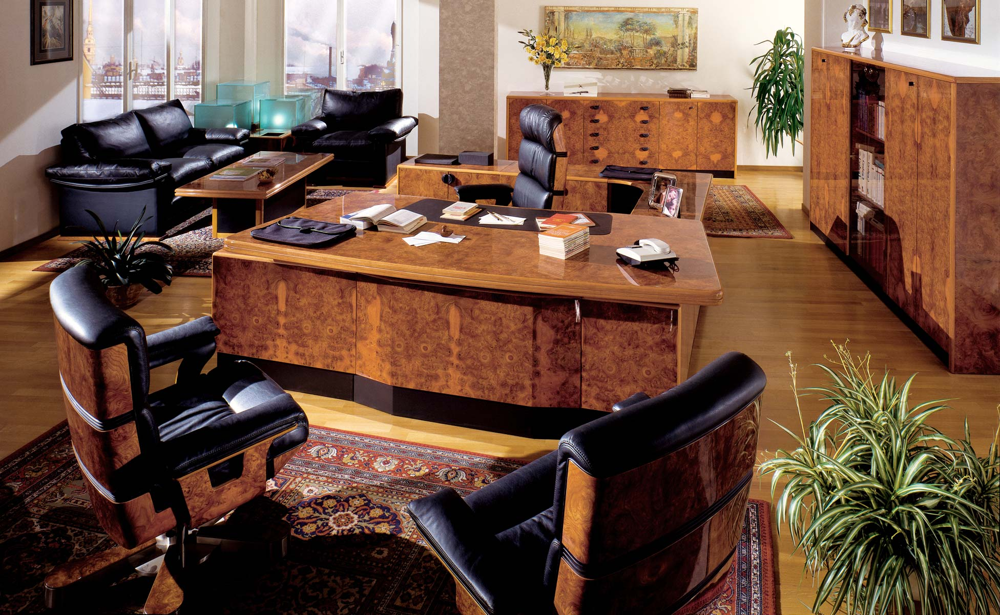 Executive And Presidential Luxury Office RA Mobili