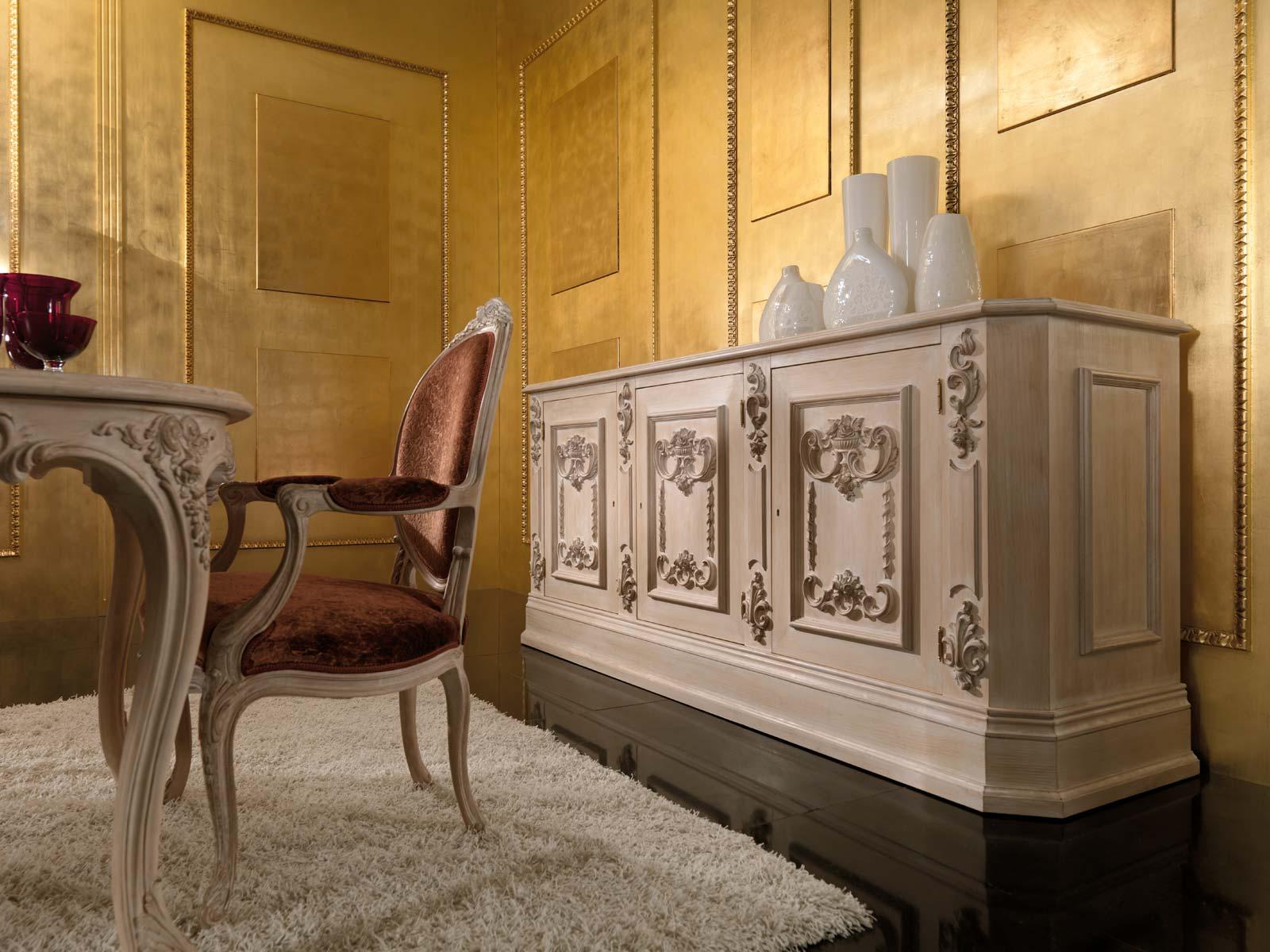 Sistemi e mobili per zona giorno e zona notte. Mobili Classici Di Lusso In Stile E Art Deco Tst