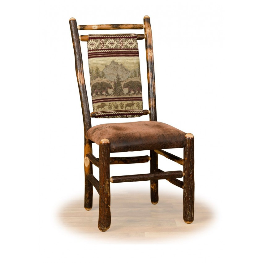 Rustic Hickory Dining Room Sets