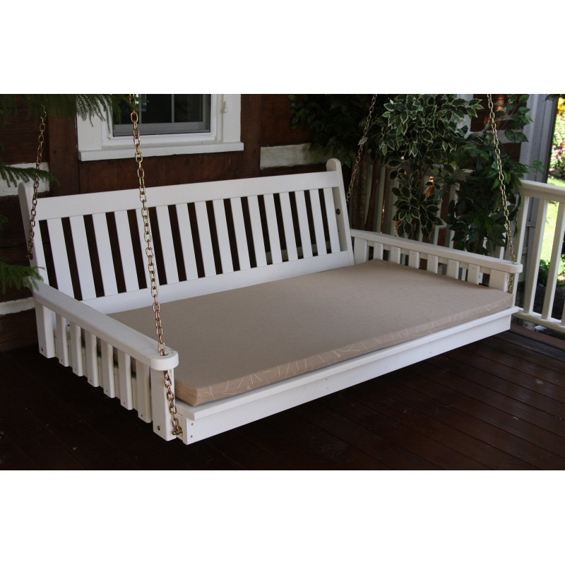 75 Swing Bed Cushion  2 Inches Thick