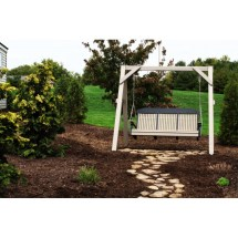 Poly Vinyl -frame Swing Stand