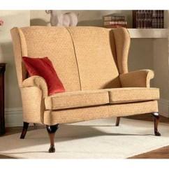 Parker Leather Sofa Reviews Argos Black Corner Bed Knoll Penshurst 2 Seater