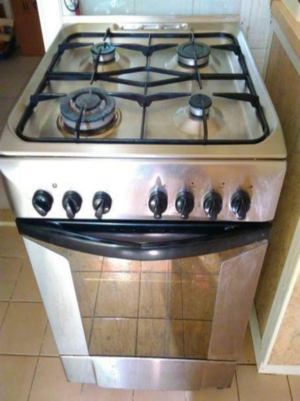 used cooking range
