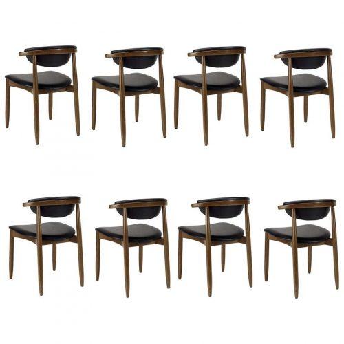 Model Kursi Cafe Mid-Century Modern
