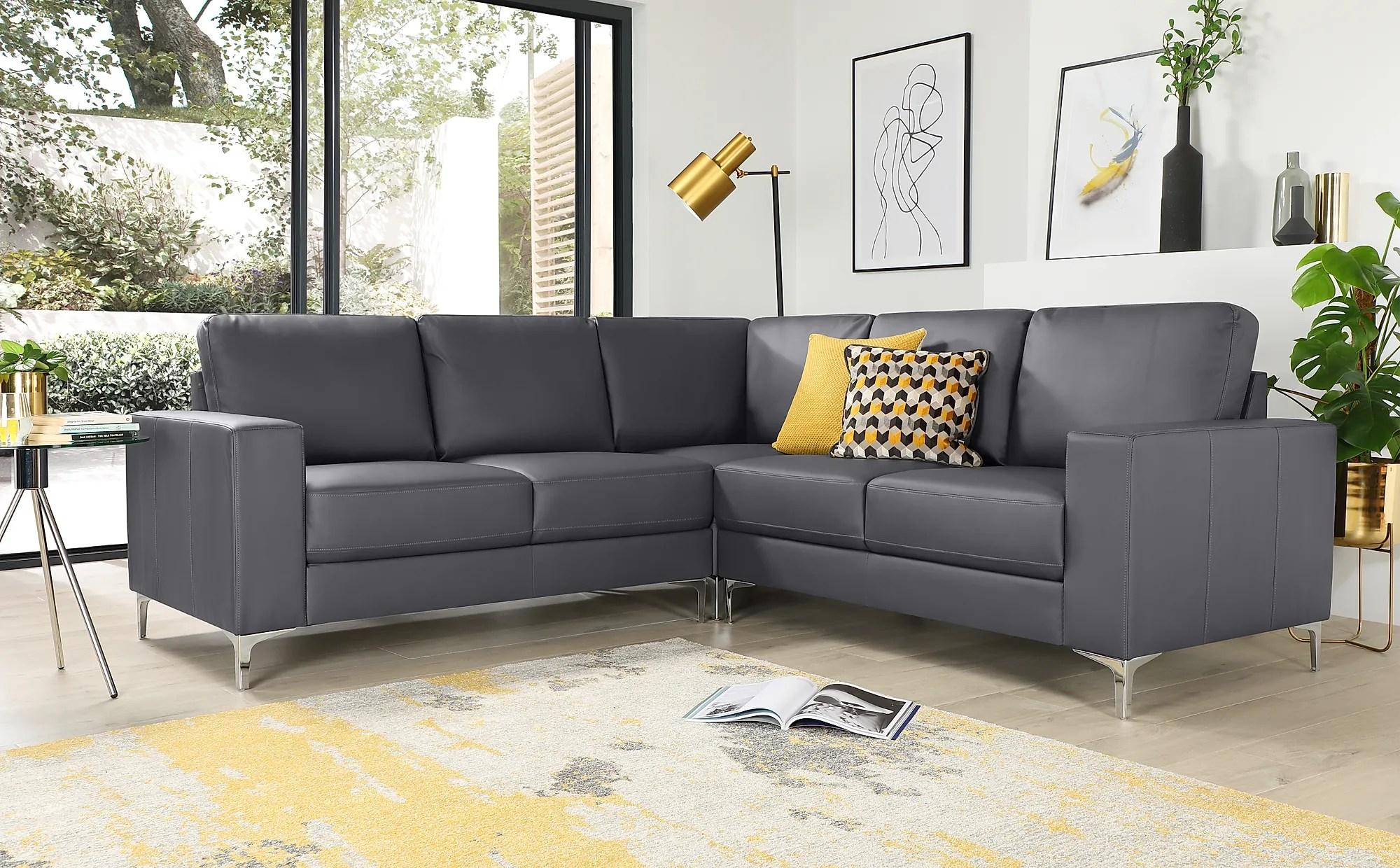 grey leather corner sofa uk white houston tx baltimore only 799 99 furniture choice