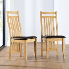 Light Oak Dining Chairs Replacement Garden Chair Covers Room Furniture Choice Bali Natural