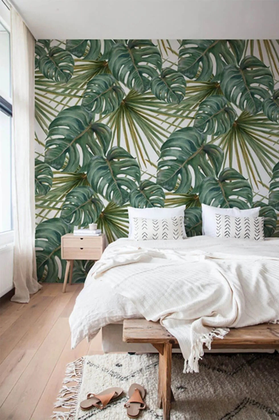 7 Ways To Make A Green Bedroom Look Good Furniture Choice