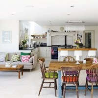 How To Make A Living-Dining Room Feel Like Separate Spaces ...
