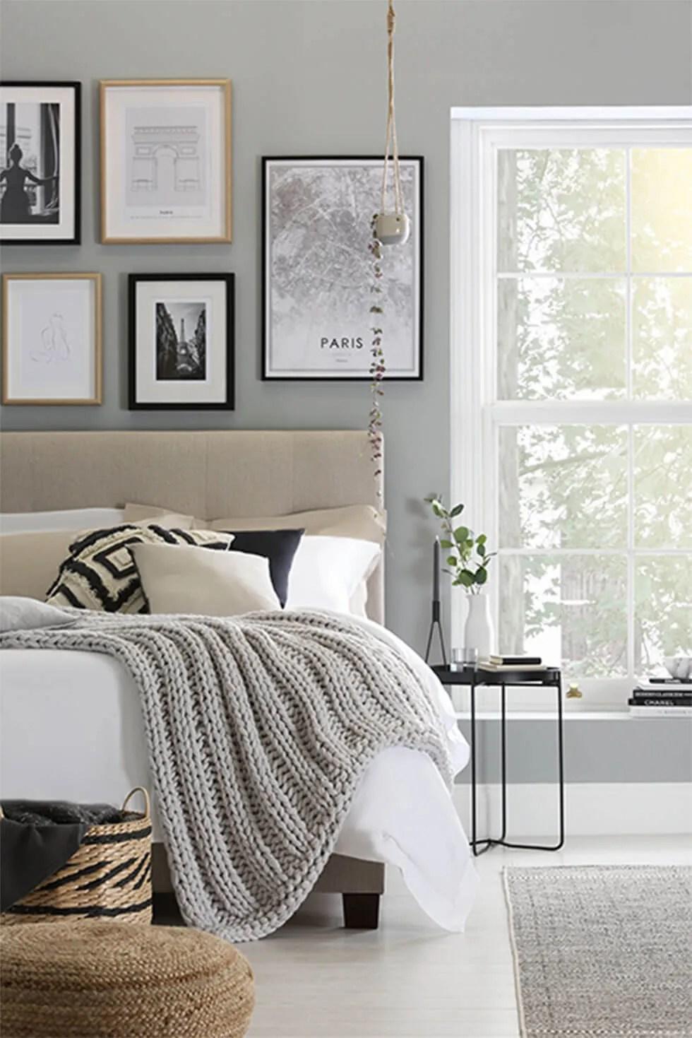 8 dreamy and cosy grey bedroom ideas