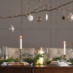 Diy Hanging Branch Centrepiece Inspiration Furniture And Choice