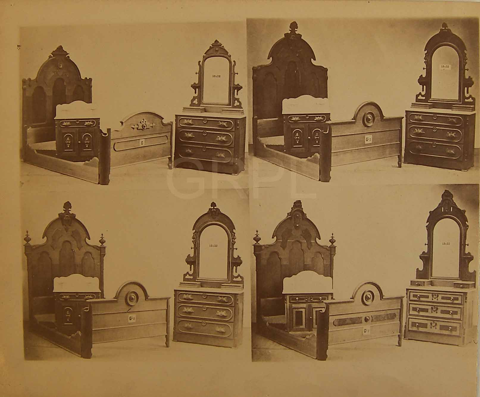 Nelson Matter Co bedroom furniture  Furniture City History