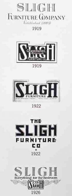 Sligh Furniture Co  Furniture City History