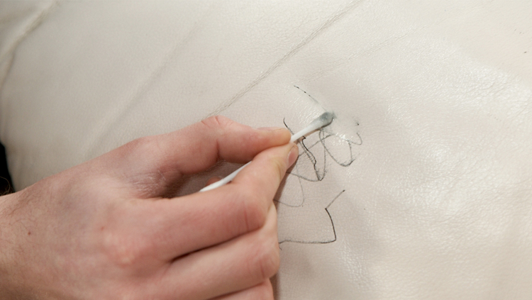 How To Remove Ink Stains From Leather Furniture Clinic