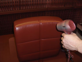 How To Change The Color Of A Leather Sofa Furniture Clinic