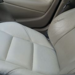 How Do I Repair A Rip In Leather Sofa Fine Sofas Volvo S60 Car Seats