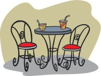Free Table Clipart Image 0527-1503-2709-2225   Furniture ...
