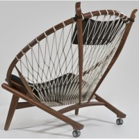 The Hans Wegner Hoop Chair