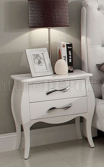 Michelle White Bedroom By At Home USA With Storage