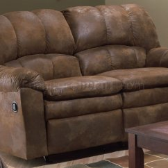 Microfiber Sofa And Loveseat Recliner Best Sofas For Under 1000 Saddle Special Treated Reclining