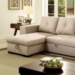 Gus Sectional Sleeper Sofa How To Make The Best Fort 501677 By Coaster In Fabric W/sleeper