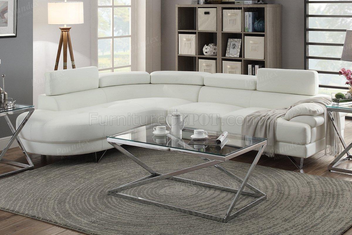 Room Set Sofa Living White