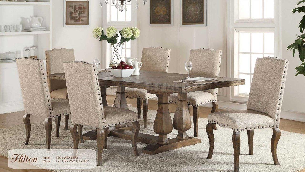 hilton furniture living room sets decoration dining set 5pc w options