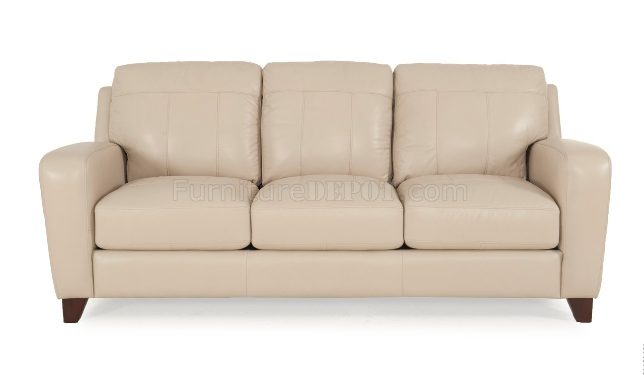 rialto sofa bed mattress for argos 8332 loveseat in taupe by leather italia w options