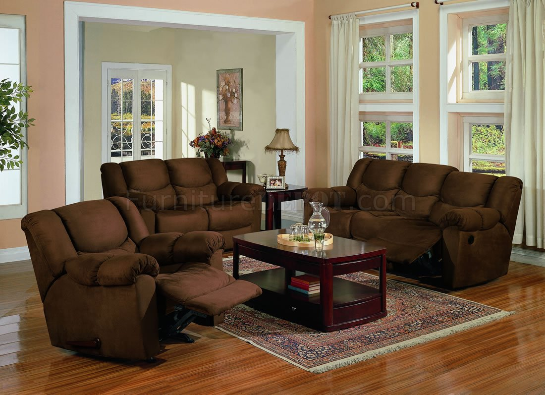 microfiber living room furniture sets pink accent chairs beige elegant w reclining seats