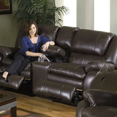 Tv Lounge Sofa Set Cheapest Sets Online Catnapper Coffee Top Grain Leather Allegro Reclining