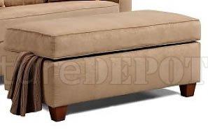 taupe microfiber sofa loveseat set w