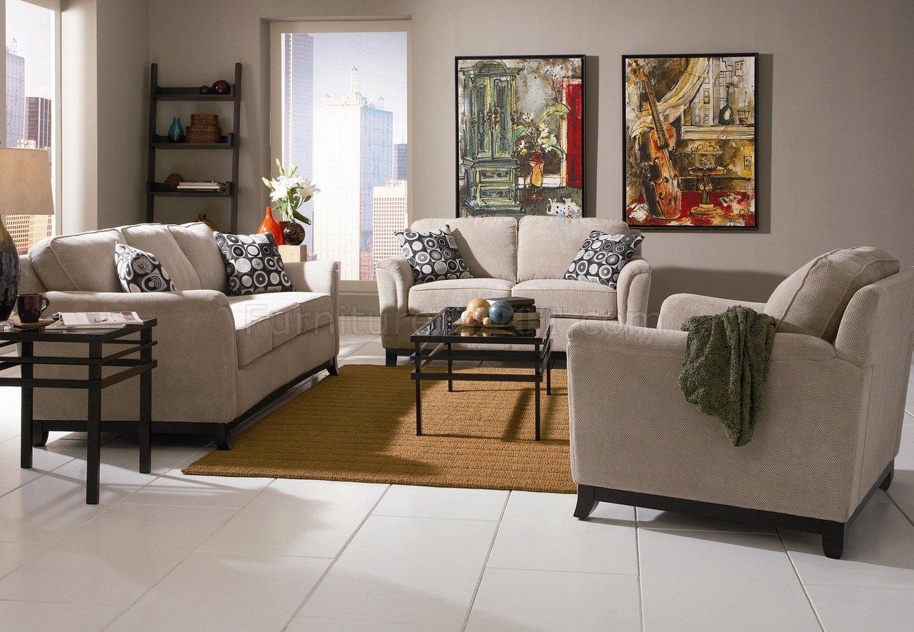 sofas living room cool sleeper beige chenille fabric modern sofa w options