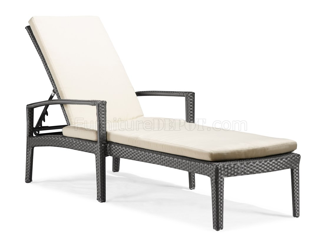 home depot lounge chairs wheelchair parts black and white modern outdoor bathing chair