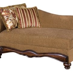 Acme Sectional Sofa Chocolate Best Brands For The Money 50310 Olysseus In Brown Floral Fabric By Furniture