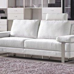 White Sofa Fabric Dean Room And Board Modern 7095 W Optional Loveseat Chair