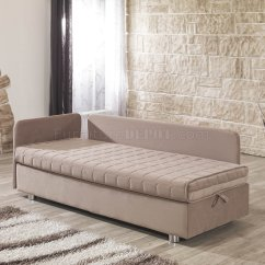 Day Night Sleeper Sofa Leather Miami Fl And Bed In Cappuccino Fabric By Casamode W