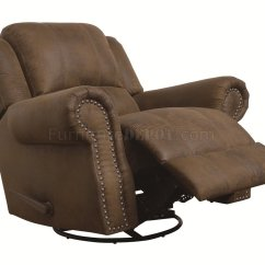 Dillon Chair 1 2 Modern And Ottoman Sir Rawlinson Motion Sofa 650151 In Brown Coated Microfiber